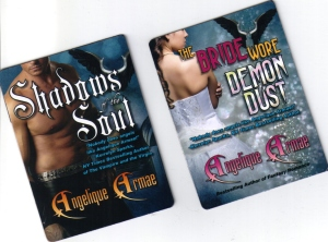 Fantasy Romance Magnet Giveaway