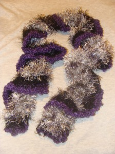 Swirly scarf giveaway