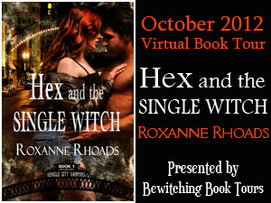 Roxanne Rhoads Hex and the Single Witch