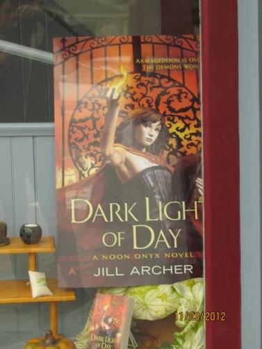 Dark Light of Day Promo Poster