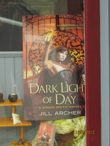 Dark Light of Day Promo Poster
