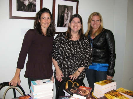 Book signing at Turn the Page