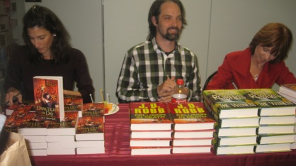 One Heck of a Fantastic Book Signing!