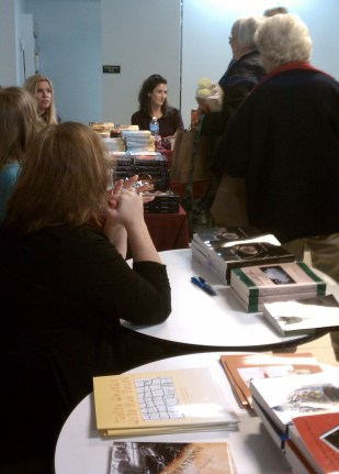 Romance book signing in Boonsboro, Maryland
