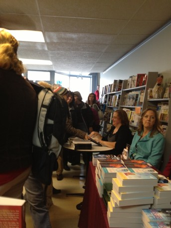 Multi-Author Event at Turn the Page Bookstore