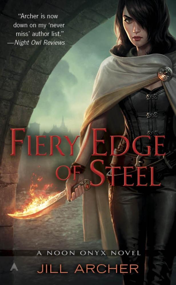 Jill Archer's Fiery Edge of Steel