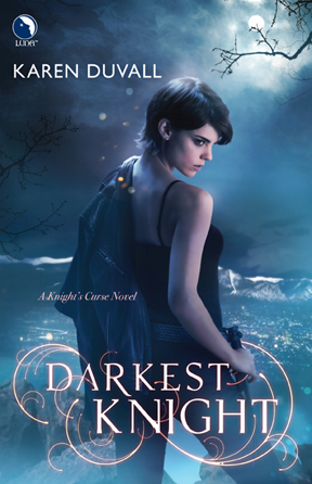 Darkest Knight is the second book in the Knight's Curse series