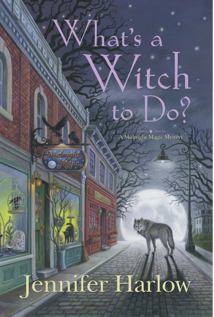 Whats a Witch to Do