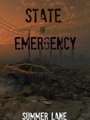 State of Emergency, Summer Lane, New Adult, post-apocalyptic fiction