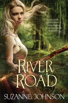 urban fantasy, Suzanne Johnson, River Road