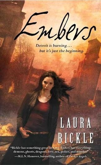 Embers Laura Bickle