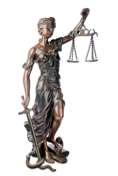 Lady Justice, fantasy with legal fiction elements