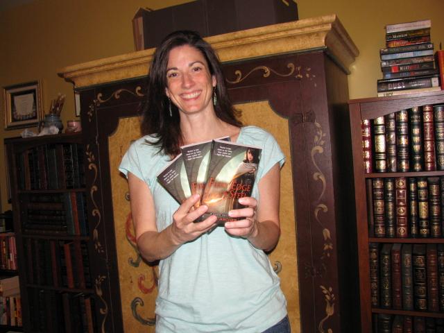 Fiery Edge of Steel, Jill Archer, Noon Onyx, urban fantasy, speculative fiction, fantasy