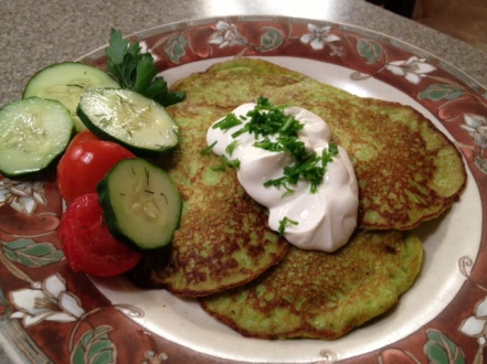 What would Sam-I-Am say about green pancakes?