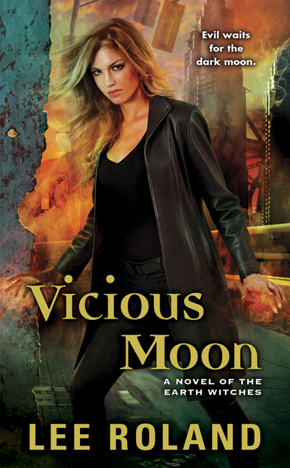 urban fantasy, witches, magic, Lee Roland