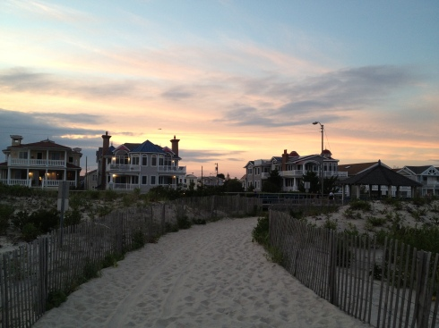 Ocean City New Jersey, beach, travel, vacation