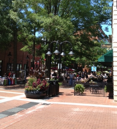 Downtown Grille, Charlottesville, road trip