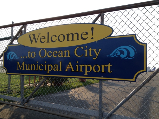 Ocean City New Jersey Airport, aviation, flying