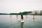Tennessee River, paddleboarding, Outdoor Knoxville, River Sports Outfitters