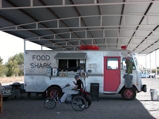 Food Shark Marfa Texas