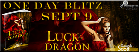 Luck of the Dragon Banner SEPT9
