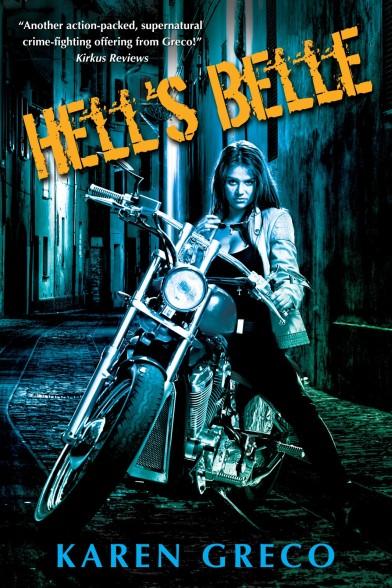 urban fantasy, Karen Greco, Hell's Belle