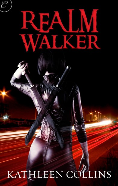 urban fantasy, Realm Walker, Kathleen Collins