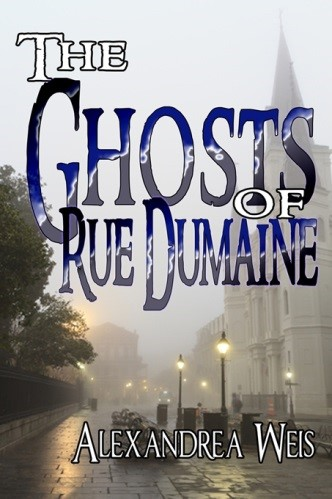 Paranormal romance, Alexandrea Weis