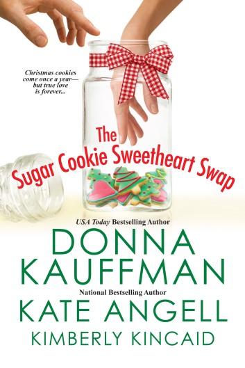 The Sugar Cookie Sweetheart Swap, Kimberly Kincaid, foodie romance, Pine Mountain