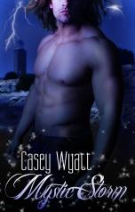 paranormal romance, Casey Wyatt, Mystic Storm