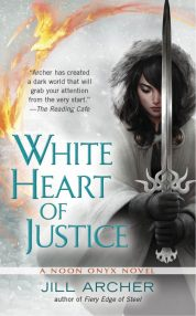 Jill Archer White Heart of Justice