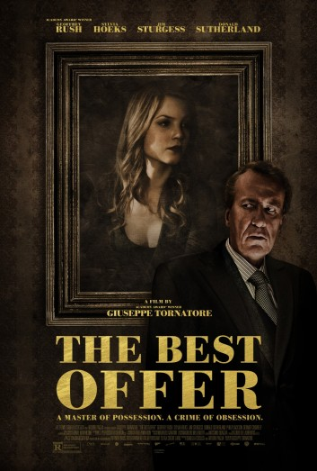 The Best Offer, movie