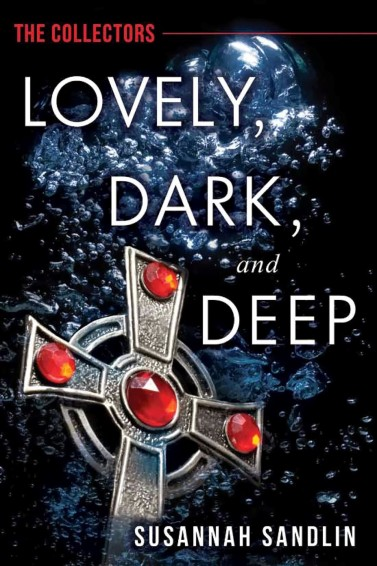 Lovely, Dark, and Deep, Susannah Sandlin, romantic thriller