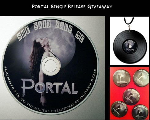 Portal Single Release Giveaway