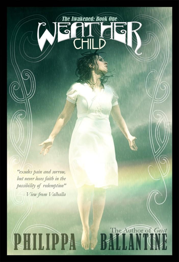 historical fantasy, Weather Child, Philippa Ballantine