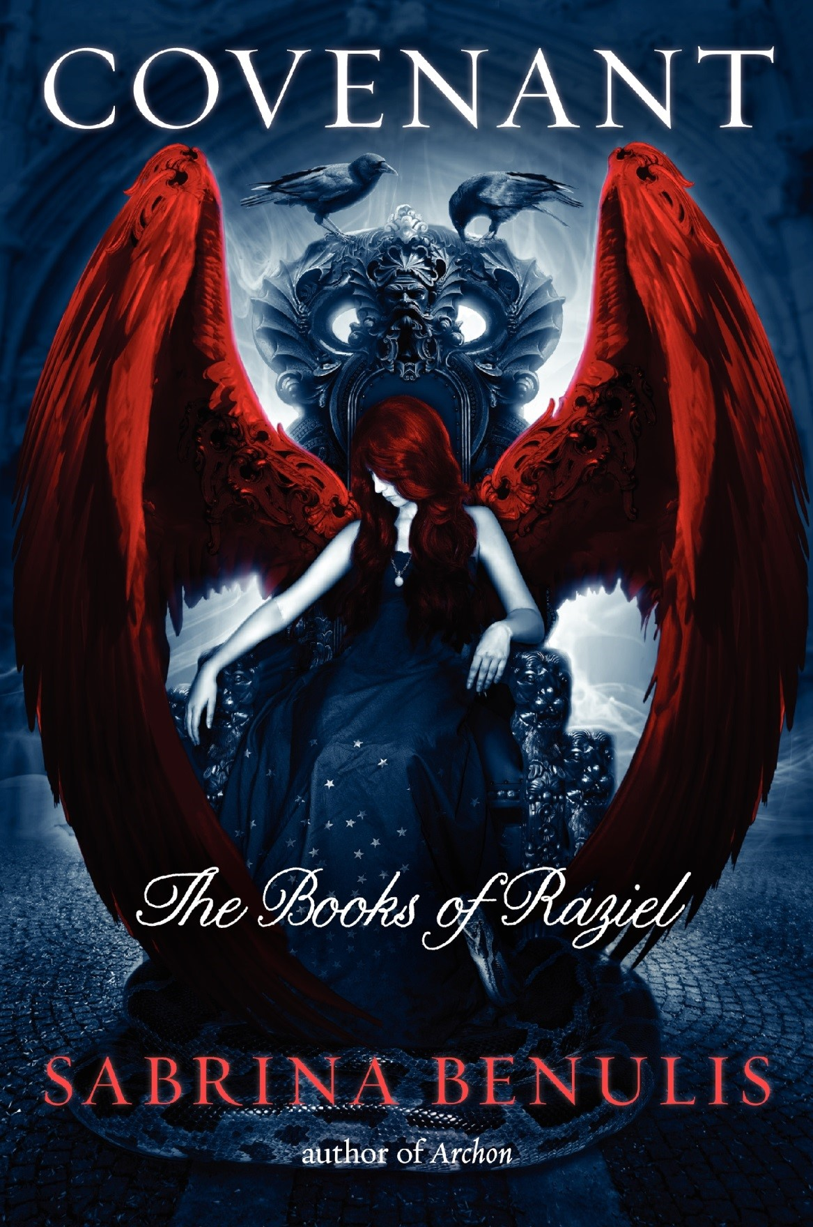 Sabrina Benulis Author Of The Books Of Raziel Series On border=