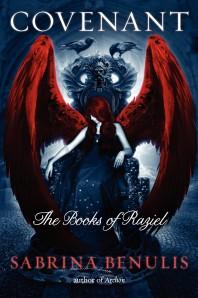 Sabrina Benulis, paranormal, fantasy, gothic, angels, Books of Raziel