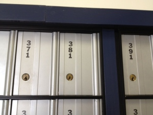 Post Office Boxes: Another possible expense.