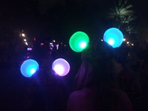 Glowing Mickey Ears