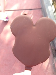 Mickey Ice Cream