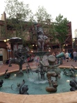 Miss Piggy Fountain