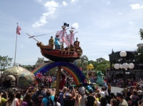 Peter Pan Float
