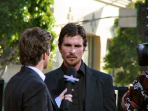 Christian Bale Photograph cropped/resized. Photographer: Alternatewords http://creativecommons.org/licenses/by/2.5/