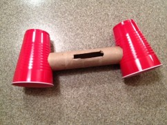 Red solo cup speakers