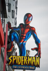 Spiderman image: public domain