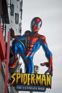 Spiderman image: public domain