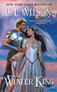 The Winter King, C.L. Wilson, fantasy, romance