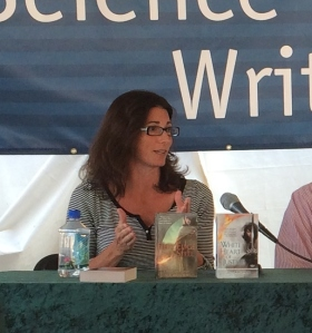 Jill Archer, dark fantasy panel, Noon Onyx, Baltimore Book Festival, SFWA