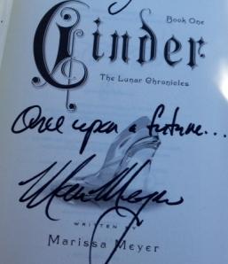 Marissa Meyer's Cinder