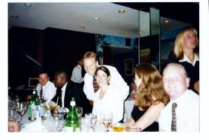 Craig and Jill Rehearsal Dinner 1997